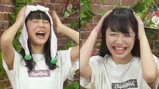 スパガの超絶☆るーむ SUPER☆GiRLS 溝手るか 、 志村理佳 、 宮崎理奈 阿...