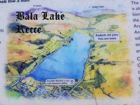 Bala Lake (Llyn Tedig) Recce. North Wales - Boat Fishing Pike