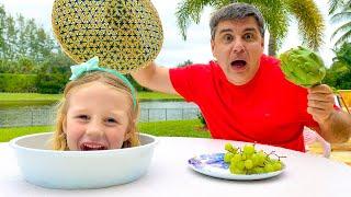Nastya und Papa neue Horrorgeschichten für Kinder