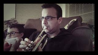 Day 15 (In the bleak midwinter): Twenty Five Days of Christmas Trumpet