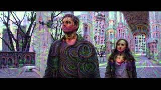 Deep Dream Inception - Cobb's Refuge (Neural Network Imaging)