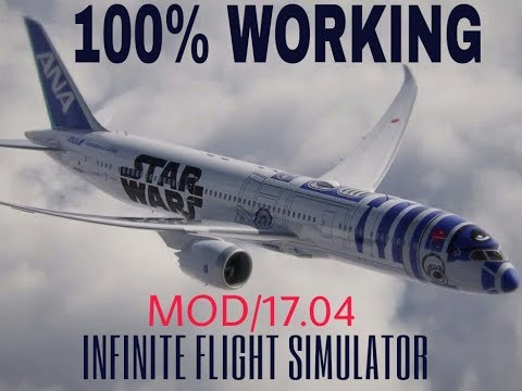 infinite flight simulator hacked apk
