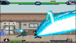 Kakashi Hatake Vs Byakuya Kuchiki - Bleach Vs Naruto 3.1
