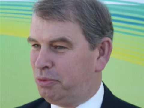 Arthur de Haast, Global CEO, Jones Lang LaSalle @ WTTC 2009