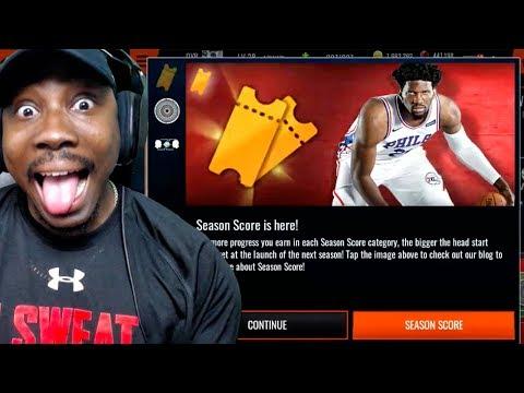 SEASON 3 RELEASE DATE & NEW 105 OVR GREEK FREAK! NBA Live Mobile 18 Gameplay Pack Opening Ep. 68