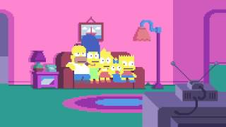 Download SIMPSONS PIXELS Mp3 and Videos