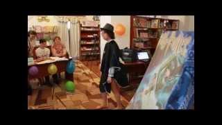 Конкурс ''Мисс Библиотека 2014''