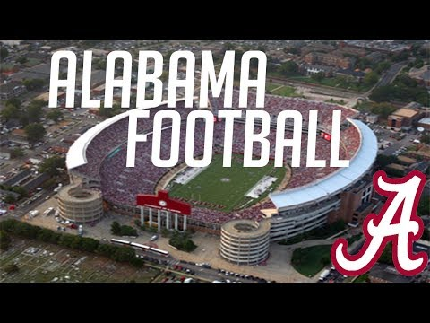 Alabama v Arkansas Football Game Vlog!. BLOW OUT