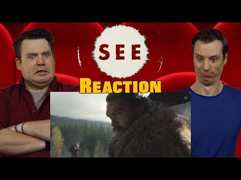 See - Trailer Reaction / Review / Rating