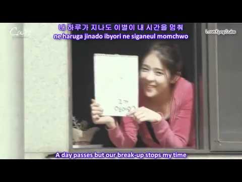 Kan Jong Wook Ft. Raina - Even After A Day MV Eng/Rom/Hang