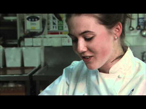 Roux Legacy: Father & Daughter at work in the kitchen of Le Gavroche