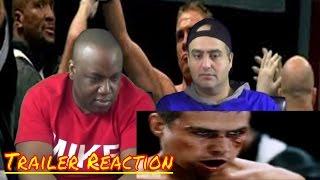 Бой с тенью 2: Реванш (Shadowboxing 2: Revenge)  Трейлер Reaction
