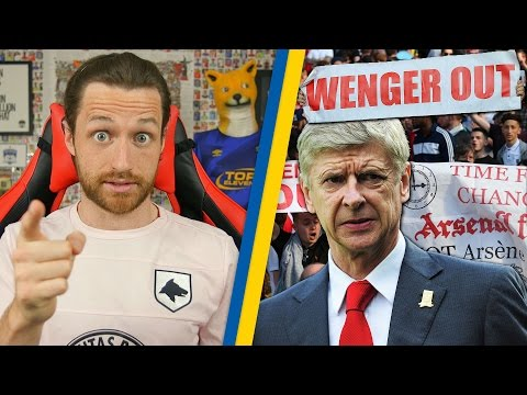 ARSENE WENGER MUST GO! #WENGEROUT - IMO #30