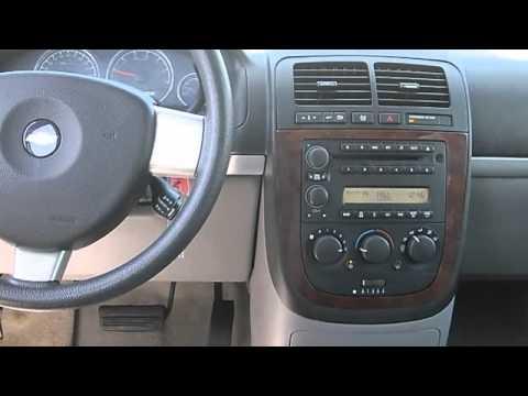 2008 Chevrolet Uplander Penger Ls Extended Minivan 4d Fremont Ca 94538