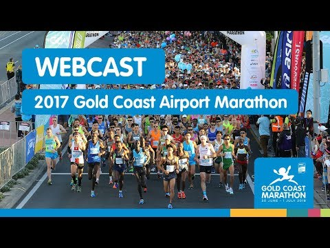 2017 Gold Coast Airport Marathon Webcast