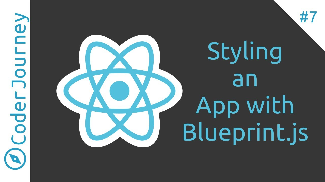 Learn how to style react with blueprintjs youtube learn how to style react with blueprintjs malvernweather Images