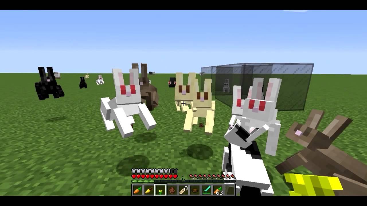 Как сделать рагу из кролика в майнкрафт фото 96