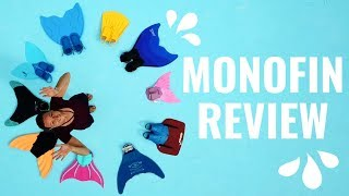 Mermaid Monofin Review - Top 12