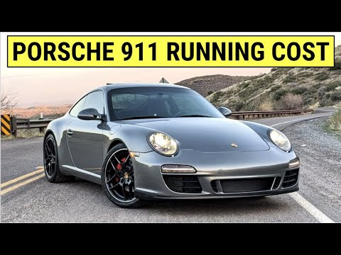 ✪ How much does it cost to own a Porsche 911? (2 Year Routine Maintenance Review) ✪