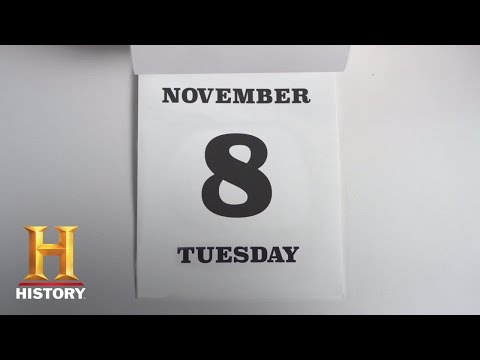 Why Do We Vote on a Tuesday in November? | Election 2016 with David Eisenbach | History