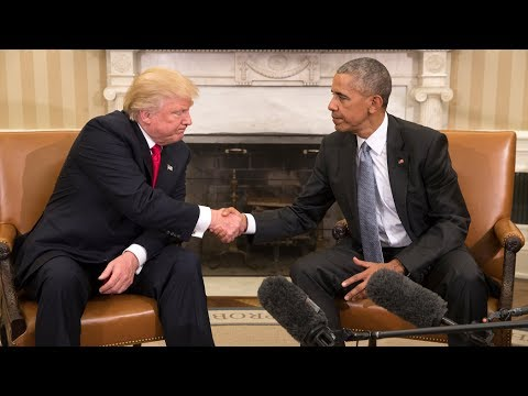 President Trump Right To Ask NATO To Pay Fair Share For Defense - Obama Did