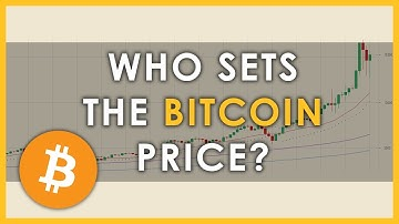 Who sets the Bitcoin price? | Bitcoin price differences explained