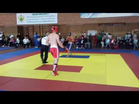 Хасан Юнусов Чемпионат ФССП России КЕ