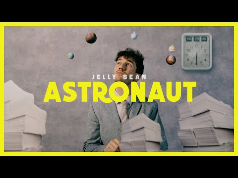 Jelly Bean - Astronaut [OFFICIAL MUSIC VIDEO]