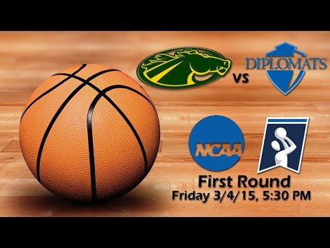 NCAA Division III Men's Basketball First Round - Franklin & Marshall  vs Skidmore