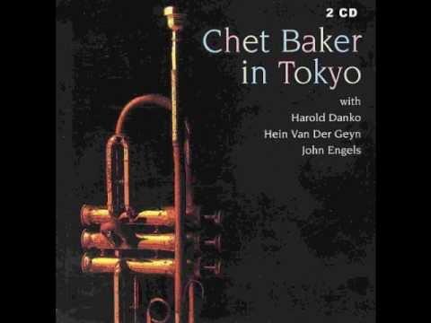 Chet Baker - Portrait In Black And White