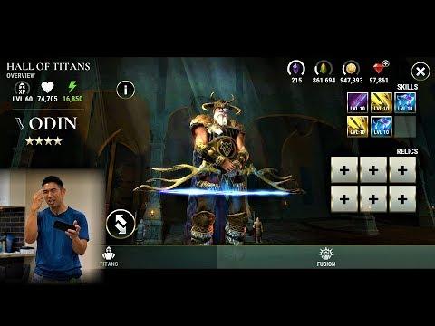 ODIN VS 3.16 MILLION Defense | Lighting Ranger X TITAN | Dawn of Titans with DBR