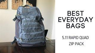 Best Daily Bags: 5.11 Rapid Quad Zip Pack