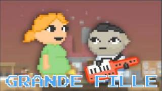 Repeat youtube video GRANDE FILLE [Big Girl - Sips / French cover] with lyrics