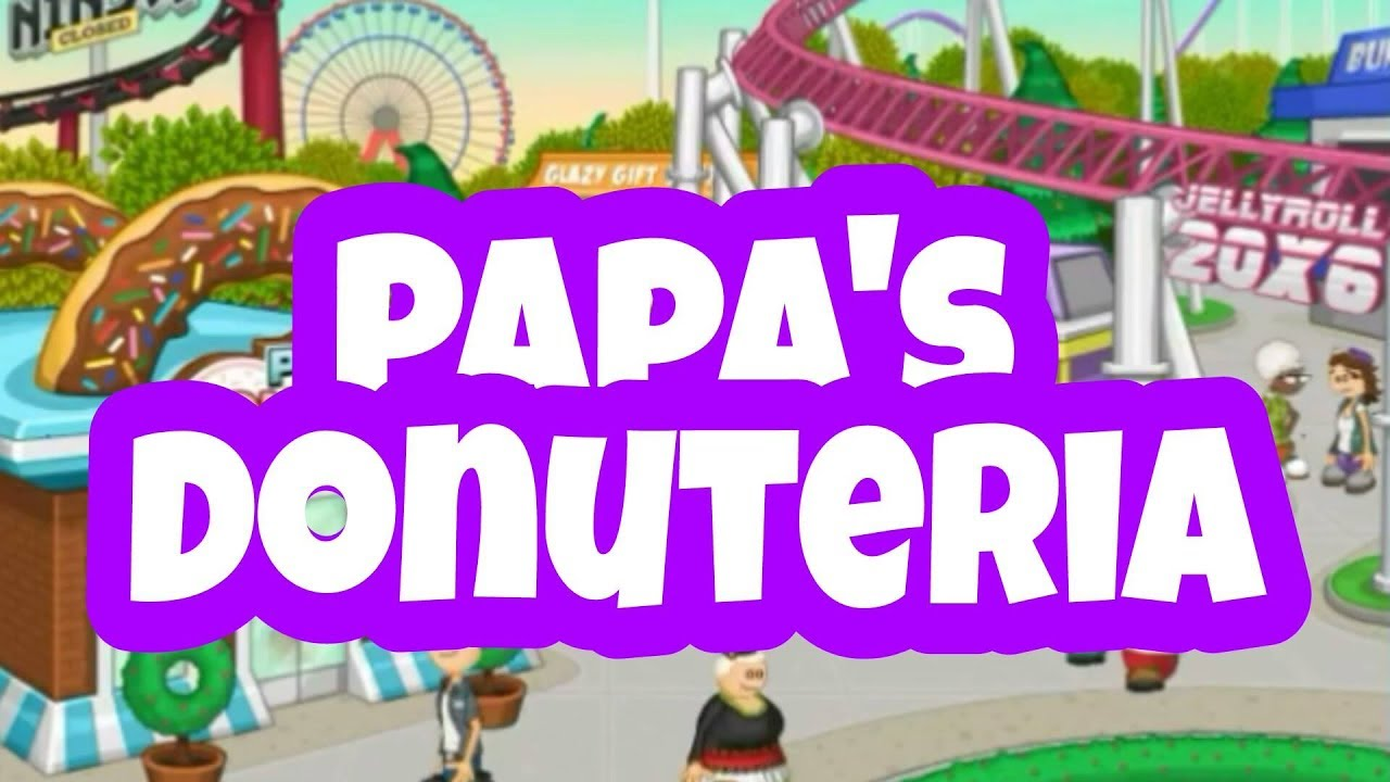 Papas donuteria mobile - Papa S Donuteria Day 1 Making Donuts