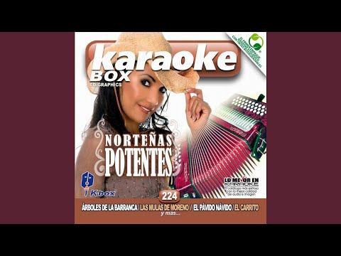 Árboles De La Barranca (Karaoke Version)