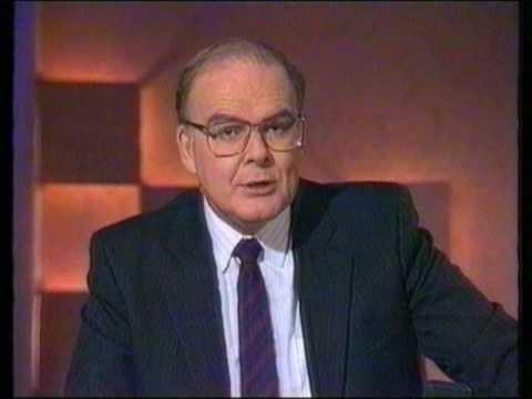 World Tonight Clive Robertson 1990