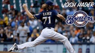 Josh Hader    The Nastiest Pitcher in Baseball   
