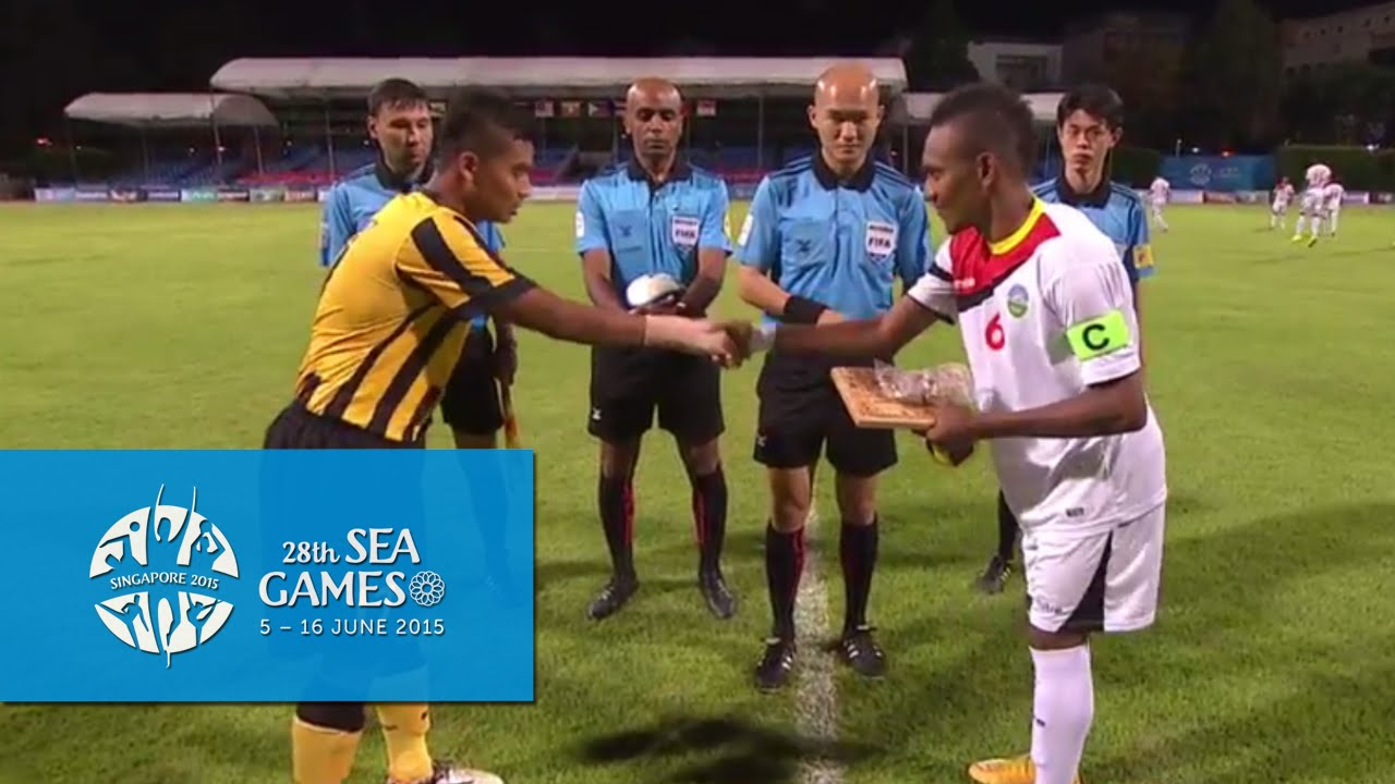 Football Malaysia Vs Timor Leste First Half Highlights 30