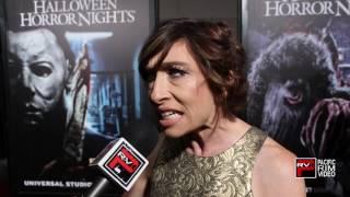 American Horror Storys Naomi Grossman talks frist time at Universals Halloween Horror Nights