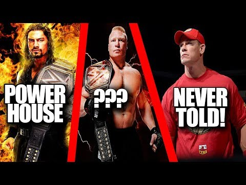 Why Roman Reigns Is Known AS POWERHOUSE?? Do You know What Types OF Wwe Wrestlers are?