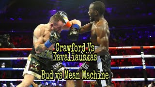 Terence 'Bud' Crawford vs. Egidjius 'Mean Machine' Kavaliauskas Full Fight