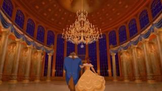 """Песня из """"Красавица и чудовище"""". """"Девушка и принц"""""""