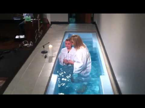 My baby getting Baptised!!