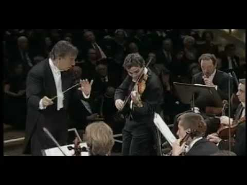 Carmen Fantasia ( Gil Shaham y Claudio Abado )