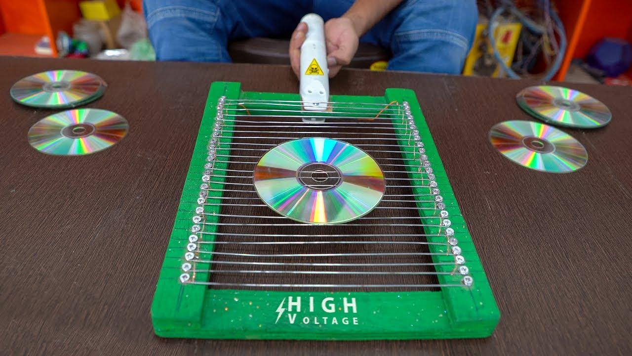 Watch This Shocking CD Experiment Before You Die - आज तो सीडी नें होश उड़ा दिये |