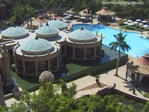 Sun City, Suites in the Palace - South Africa Travel Channel