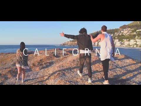 DSB - California (feat. Judd) Official Music Video