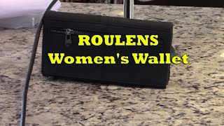 ROULENS Women's Wallets Product Demo
