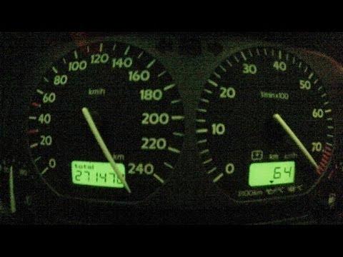 Brutal Golf Mk2 1150HP 16V Turbo Acceleration from Boba-Motoring!!!