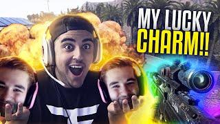 MY LUCKY CHARM!!